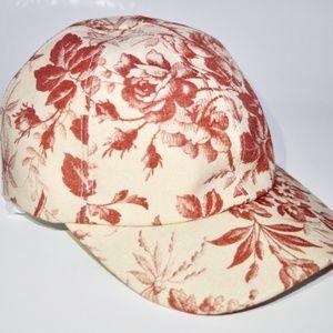 Gucci Multicolor Baseball Cap Herbarium Hat